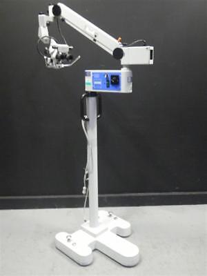 Zeiss Opmi 1 Fc On S21  Surgical  Microscope Dental Warranty
