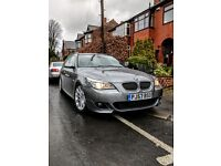BMW 3.0L 525D M Sport Touring 2007. ##£6000## Lots of Service​ history