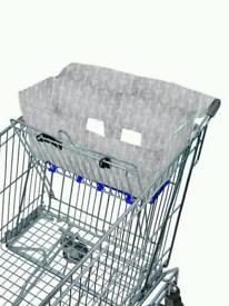 Supermarket Trolley liner for children