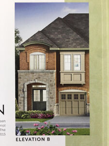 For Rent  2-Storey 4 Br  Townhouse in Newmarket
