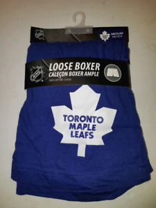 Toronto Maple Leaf Medium Loose fit boxers