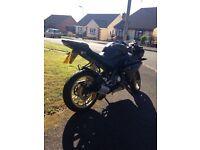 Yamaha YZF 125 2011