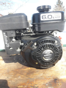 Brand New Subaru EX 17 6 hp OHC horizontal shaft small engine
