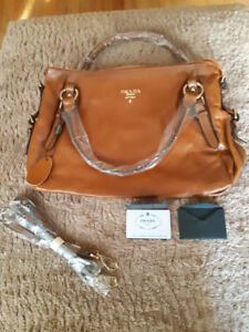 NEW PRADA MILANO HANDBAG