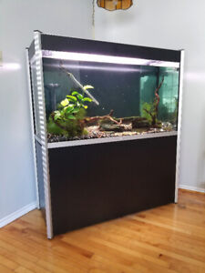 Fish Tank 80 Gallon and accessories - Pickup only in Sackville