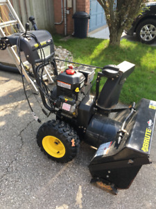"""LARGE POWERFUL ELECTRIC START 29""""SNOW BLOWER"""