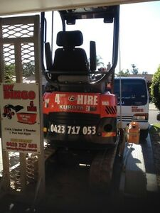 Excavators 4 Hire St Marys Penrith Area Preview