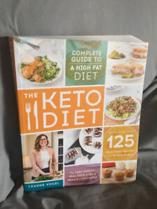 Keto Guide/Cookbook and Keto Snack Cookbook (set of 2)