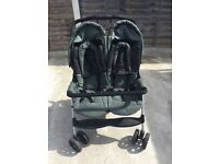 Mothercare Double Pushchair