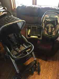 Perfect condition safety 1st travel system Kawartha Lakes Peterborough Area image 1