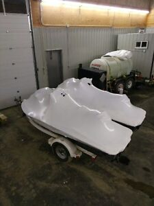 SASKATOON SHRINK WRAP- PWC AND SEADOO SHRINK WRAP