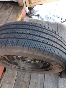 All season tires 195/65/15