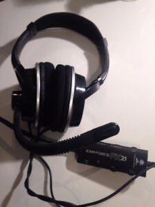 Turtle Beach Ear Force PX21 Gaming Headset for XBOX