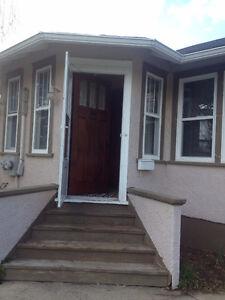 One bedroom duplex for rent!