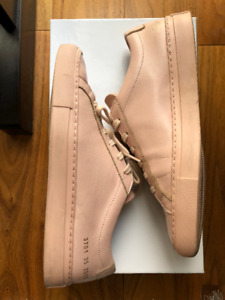 Pink Common Projects Achilles size 35
