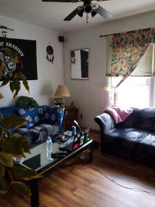 2 Bed Rooms Apartment, plus storage attic