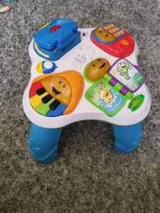 Fisher Price sit to stand Activity Table