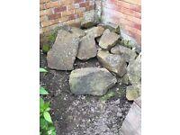 Free Large rocks
