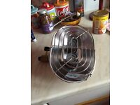 Camping Gaz heater new only tested