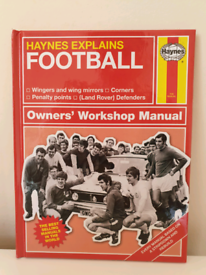 Haynes Explains Football Book