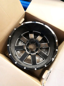 Single 20x12 Moto Metal 962 (6x139.7)