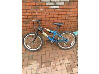 Raleigh Gecko Bike- FREE DELIVERY WITHIN 5 MILES