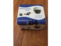 CCTV camera brand new still in box