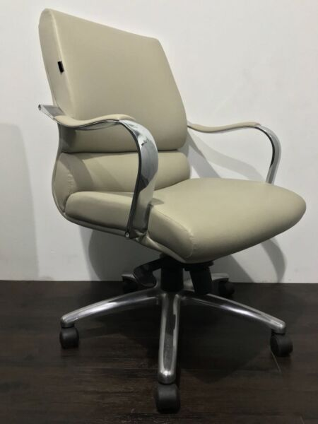 Low Back PU Chair
