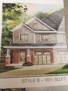 EMPIRE Brand New  Freehold Townhome End Unit for Rental May 2018