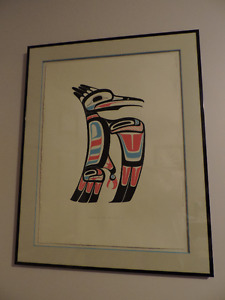 First Nation Original painting.