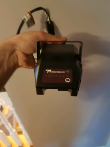 Trailer brake controller with F150 cable
