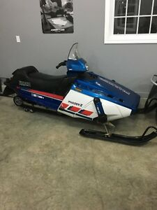 1992 Yamaha Phazer Trade for Dirt Bike