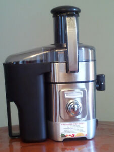 New Juicer by Cuisenart