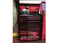 Snap on tool box chest drift skyline roll cab