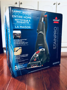 Carpet Washer (Bissell-StainPro) /Brand New