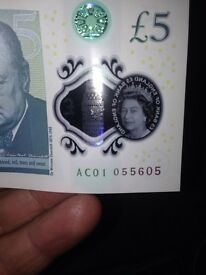 £5 for sale