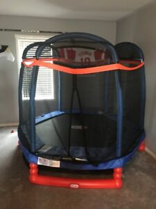 Little Tykes Trampoline - Great condition