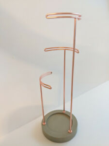 Umbra Brand | Copper Jewelry Stand | Perfect condition