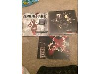 Linkin Park special edition LPs