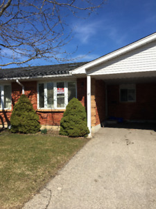 FOR RENT - Newly Renovated Condo in Brantford!!