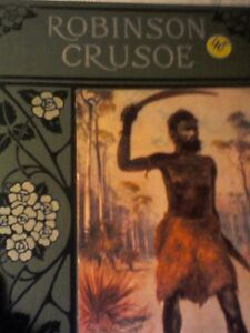 Robinson Crusoe Book/Heartbeat Thrift Store/BayView Mall Belleville Belleville Area image 2