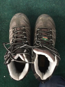 Steel toe work boots   shoes   CSA