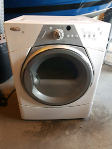 Whirlpool duet sport electric dryer