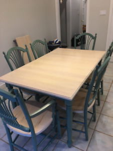 Solid Birch Dinette