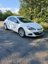 Vauxhall Astra GTC 2.0 CDTI SRi 3dr