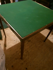Games / card table