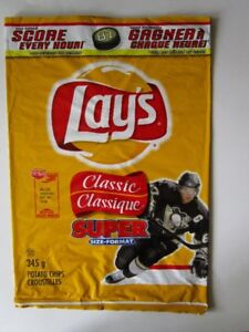 SIDNEY CROSBY. LAY'S 2007 + PEPSI  2007.    NM.
