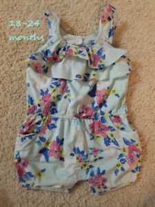 ♡ ♡ Baby girl clothes! sizes 0 - 2 years ! ♡ ♡