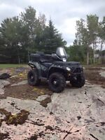 ATV 2009 850XP Polaris Sportsman