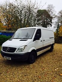 2008 Mercedes sprinter 311 MWB (NOT VAT)